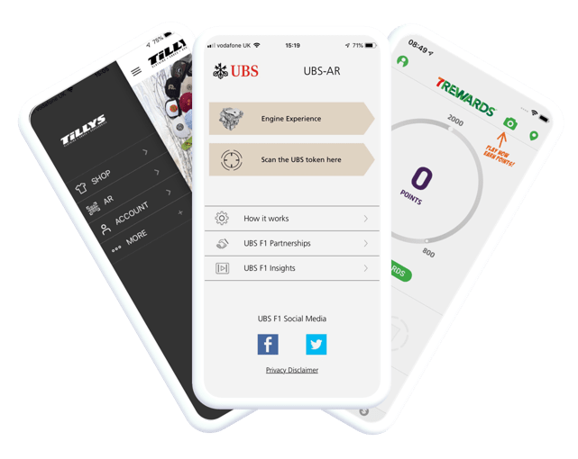 Custom app embed
