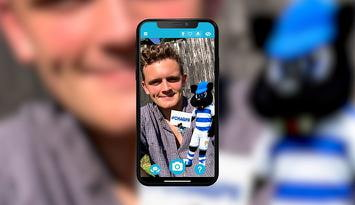 Queens Park Rangers: Have a selfie with Jude