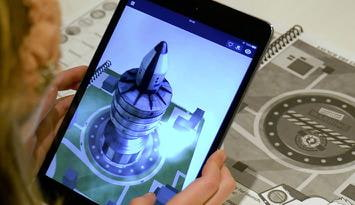 Accelerating STEM Education using Augmented Reality
