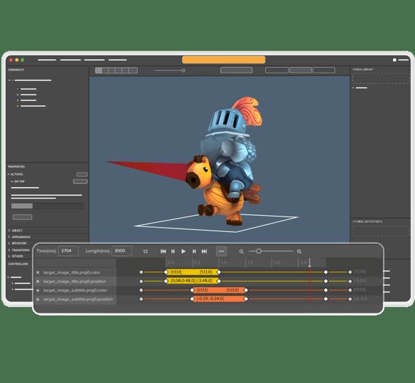 ZapWorks Studio: Create Fully-customisable AR Experiences