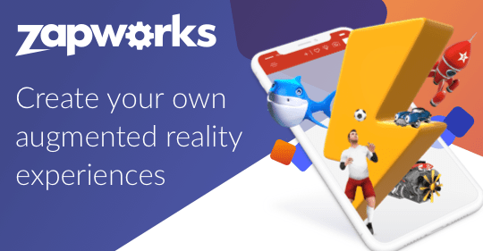 Zapworks Create Your Own Augmented Reality Experiences