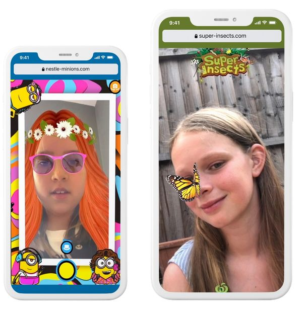 Face Tracking Phones