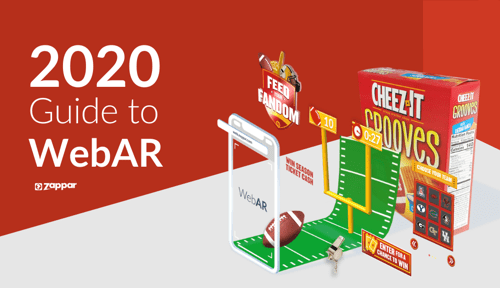 2020 Guide to WebAR: Live Launch