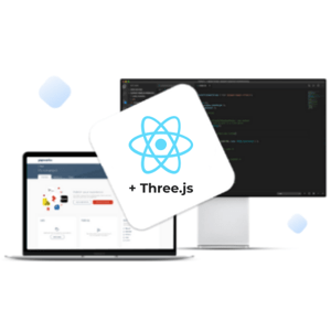 Universal AR for React+three.js